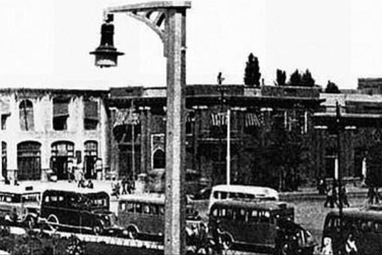 کارخانه اتوبوس سازی در ایران (عکس)
