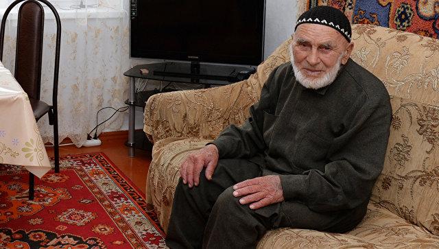 پیرترین فرد روسیه بینا شد (+عکس)