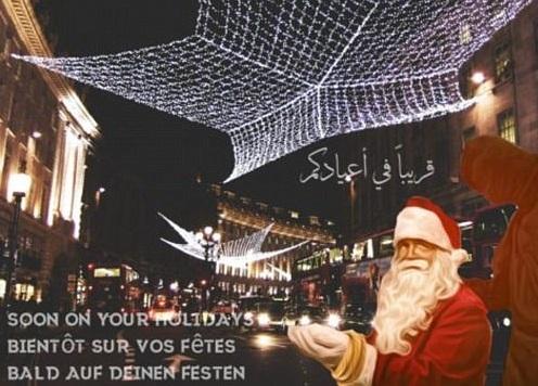 داعش: کریسمس به اروپا حمله می کنیم (+ عکس)