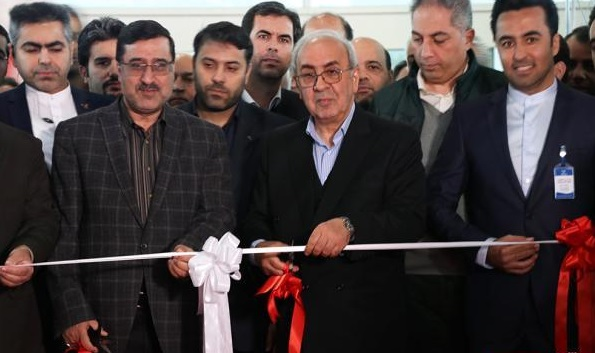 دومین نمایشگاه بینالمللی خودرو تهران افتتاح شد