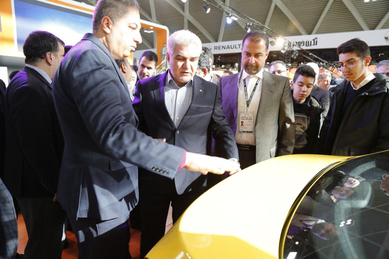 مدیرعامل سایپا: با ایران خودرو پلت فرم خودرویی مشترک تولید می کنیم