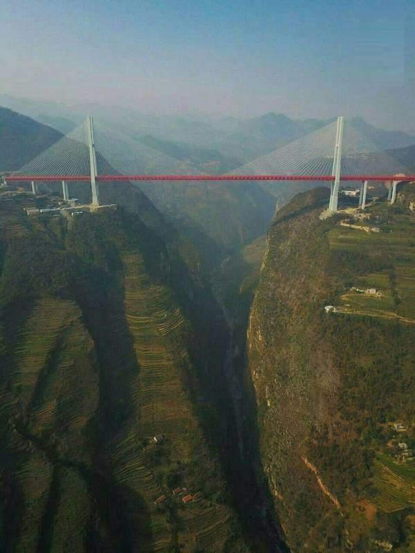 مرتفع ترین پل جهان (عکس)
