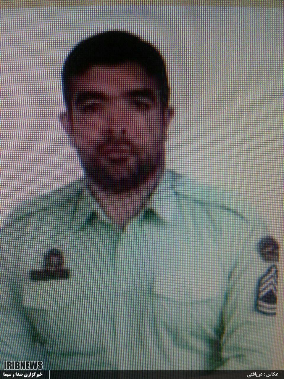 شهادت مامور پلیس انتظامی در درگیری با شرور مسلح