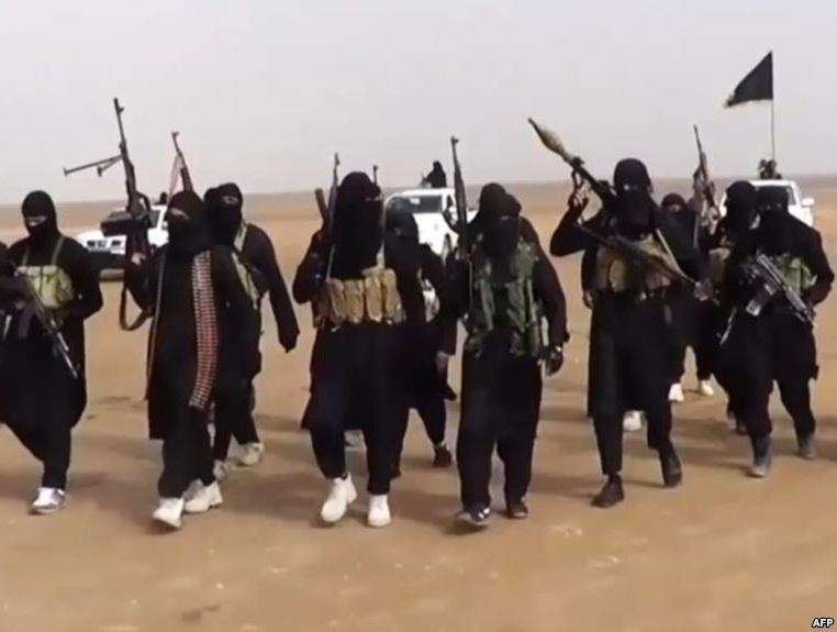 داعش هنوز تمام نشده است...