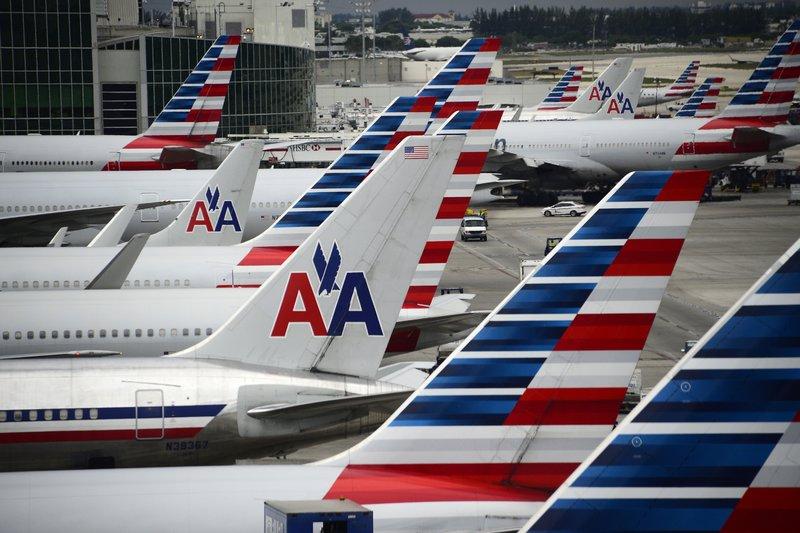 بحران مرخصی اشتباهی در یک شرکت هوایی آمریکا