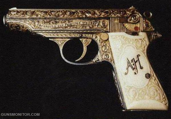 از گران قیمت ترین سلاح هایی که تاکنون به فروش رفته اند!(+عکس)