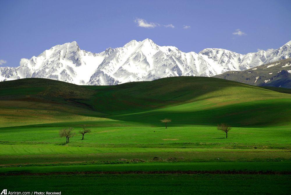 عکس هایی از طبیعت بهاری ایران