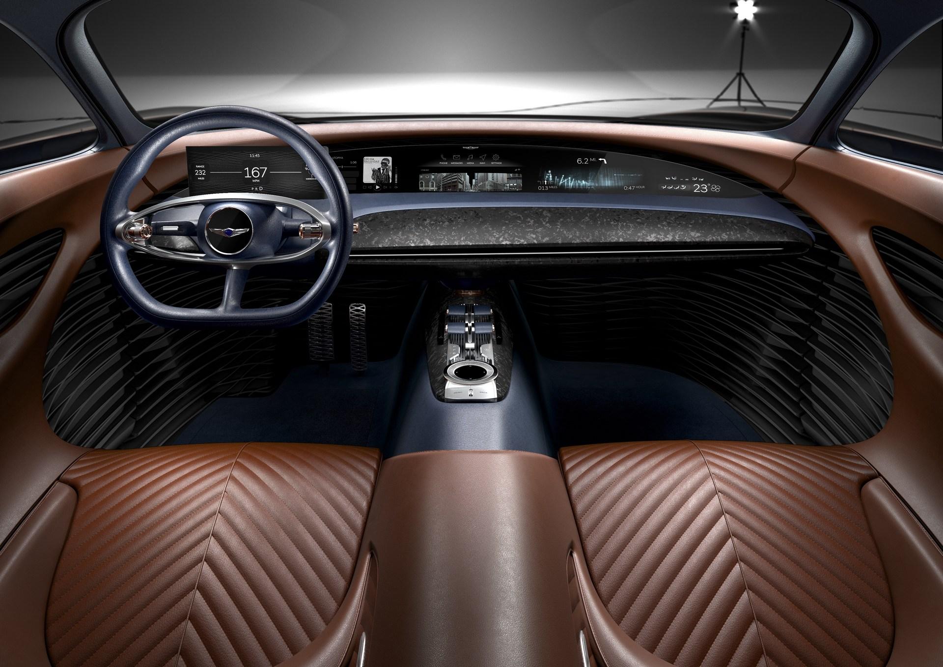 تولید یک جنسیس جدید با الهام از مدل مفهومی اسنتیا/ در 2021 منتظر این خودرو باشید