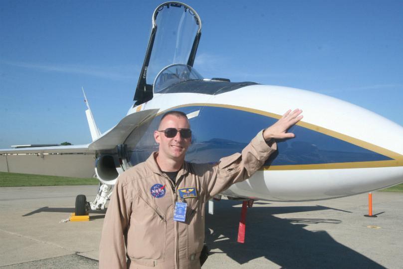 ناسا: ساخت هواپیمایی که دیوار صوتی را بیصدا می شکند