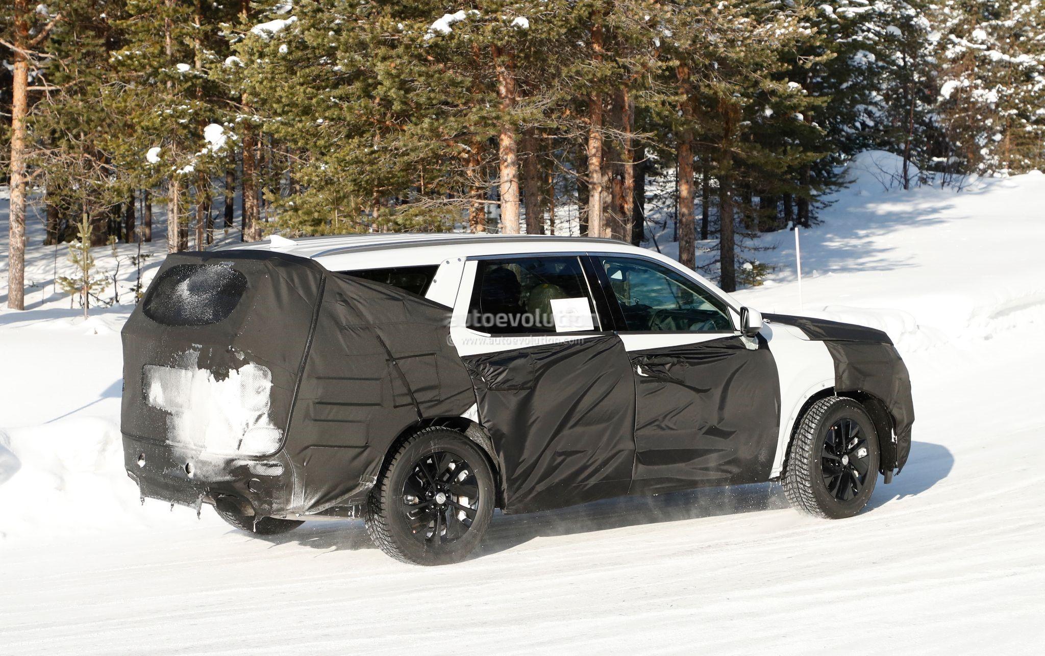 پالسید SUV هیبریدی و 8 صندلی آینده هیوندایی