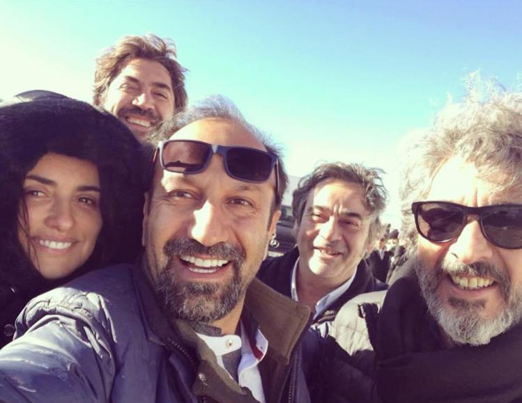 نظر پنهلوپه کروز (ستاره سینمای جهان) درباره اصغر فرهادی