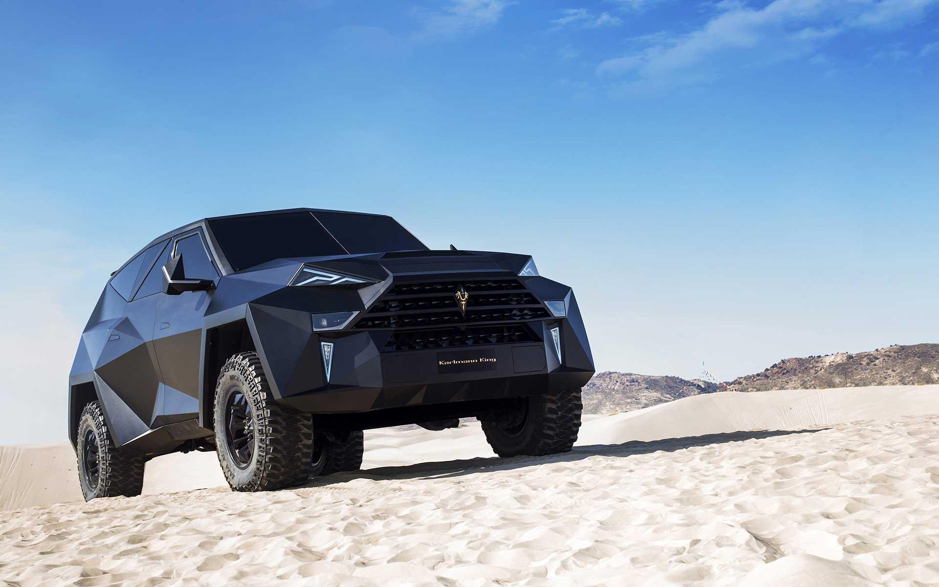 گرانترین SUV جهان یک خودروی چینی است!