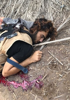 حمله انتحاری به زوار کاظمین خنثی شد (+عکس)