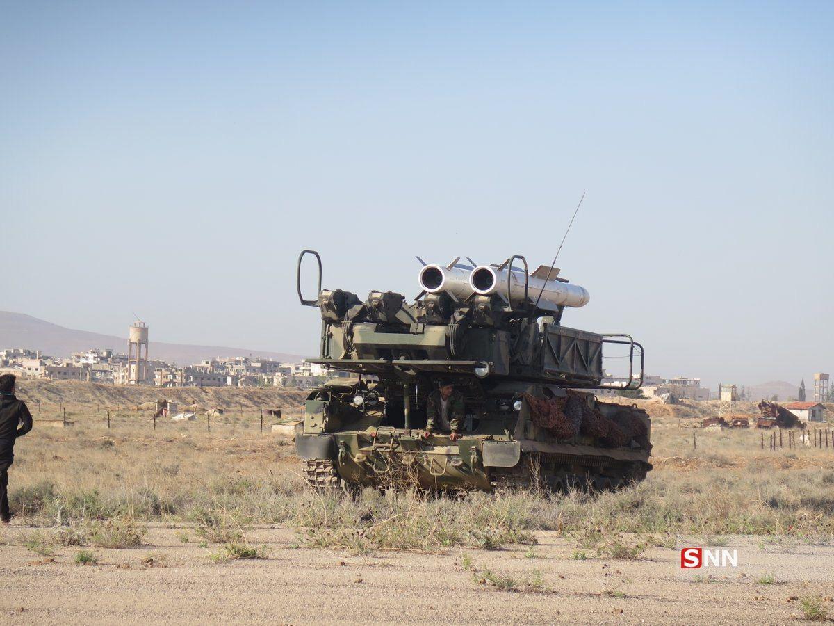 قاتل موشکهای آمریکا در سوریه (+عکس)