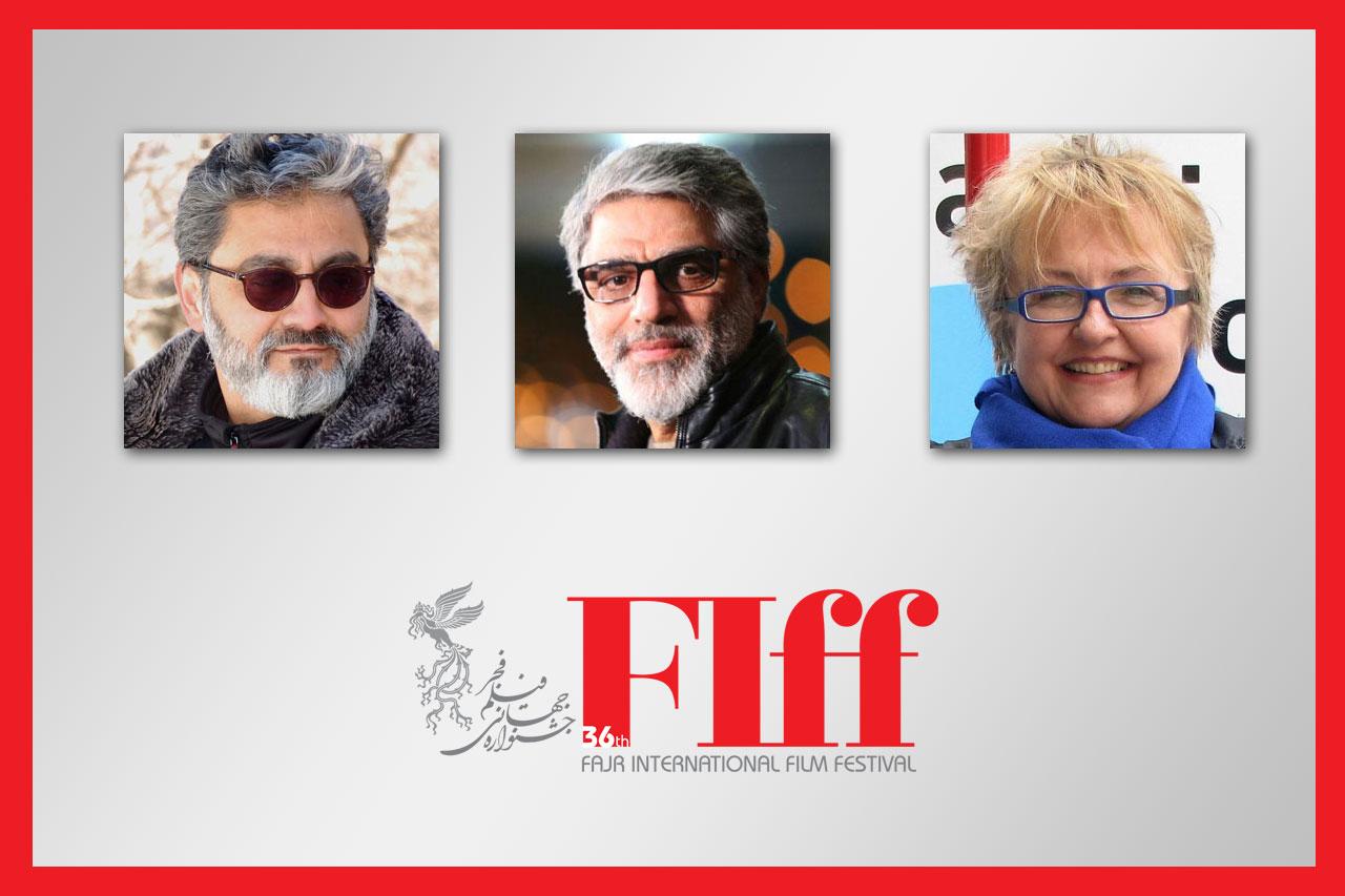 داوران بخش فیلمهای اول جشنواره جهانی فجر معرفی شدند