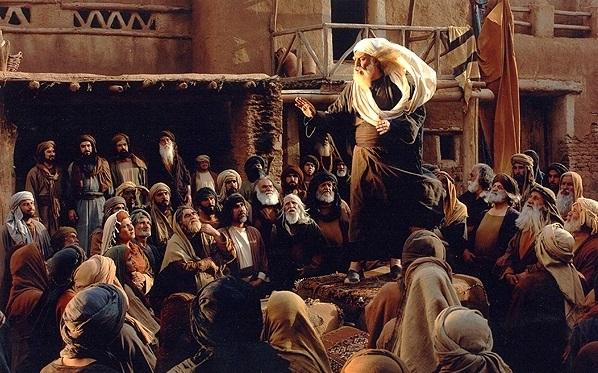 پیامبر اسلام(ص) ؛ قدرت طلب یا منادی اخلاق؟ / بازی های جناحی تان را تقدیس نکنید
