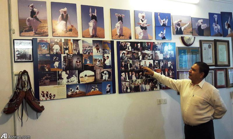احمدی نژاد عکسهای من را بُرد