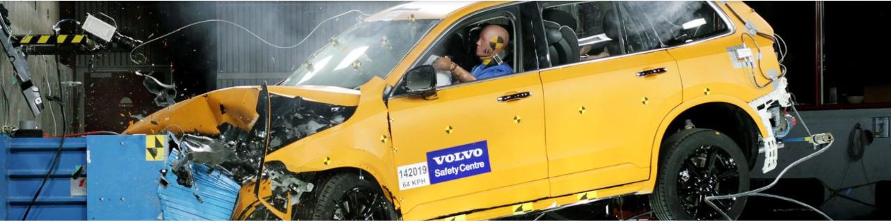 ایمنترین خودروی بریتانیا بدون تلفات جادهای در  16 سال را بشناسید