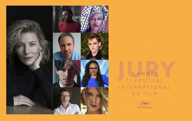 معرفی داوران جشنواره کن 2018/ از بلانشت استرالیایی و استوارت آمریکایی تا زویاگینتسف روس