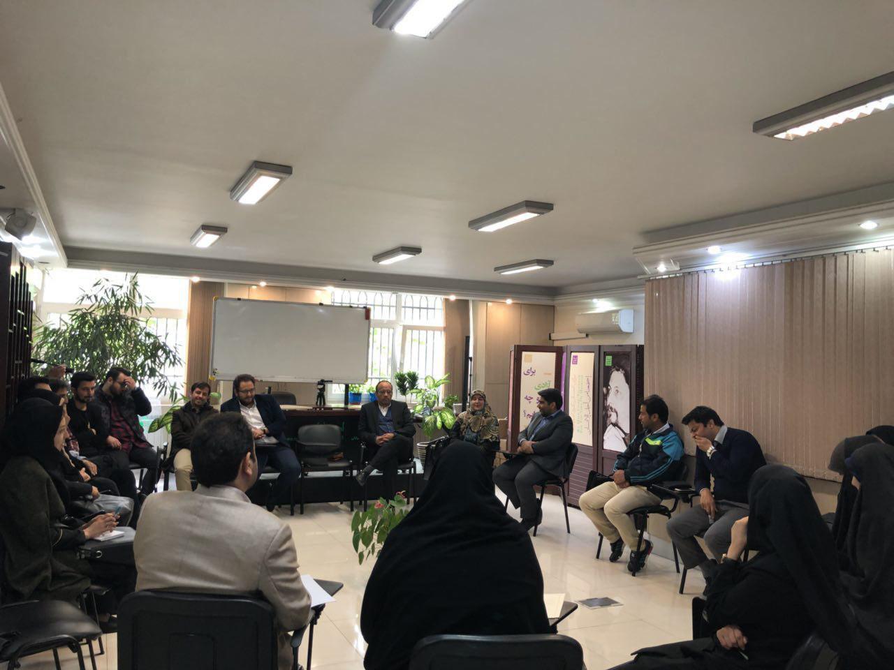 برگزاری نشست آشنایی با بینش و منش امام موسی صدر