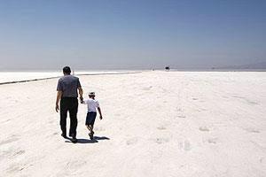 توفان نمک/ چرنوبیل ایران را دریابید