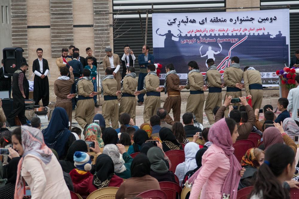 لباس کوردی ارومیه گزارش تصویری دومین دوره جشنواره رقص کُردی بانه (عکس)