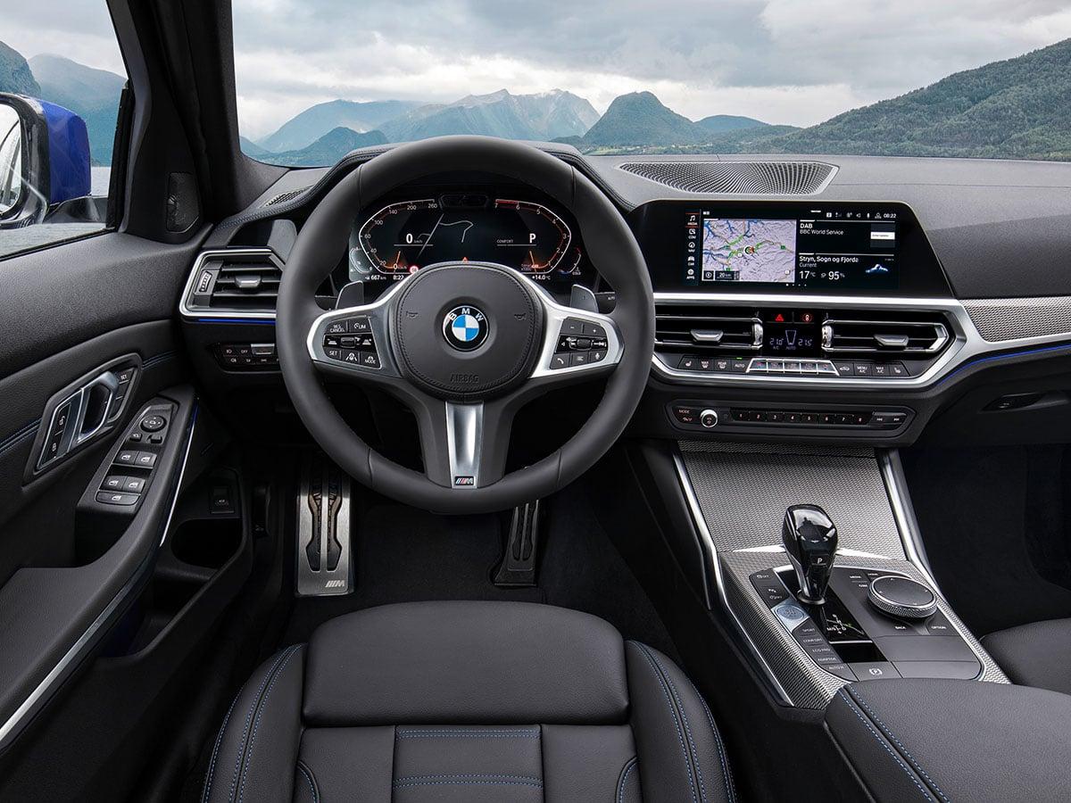 فیسلیفتی جدید سری 3 بامو/ خودرویی از آینده نزدیک