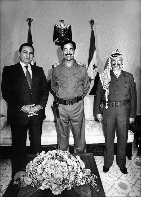 خاطرات پزشک آمریکایی صدام