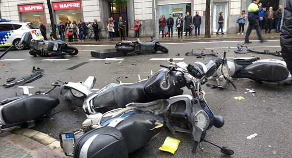 حمله با خودرو به عابران پیاده در آلمان