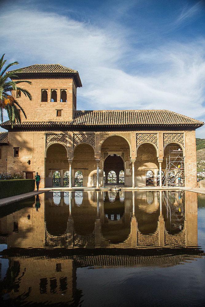قصر الحمرا، جواهر سرخ اندلس اسپانیا (عکس)