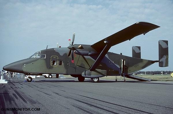 Short C-23 Sherpa؛ پرنده کوچک! (+تصاویر)