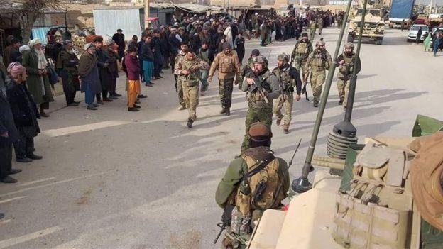 کشته شدن 2 ایرانی عضو طالبان در حمله ارتش افغانستان