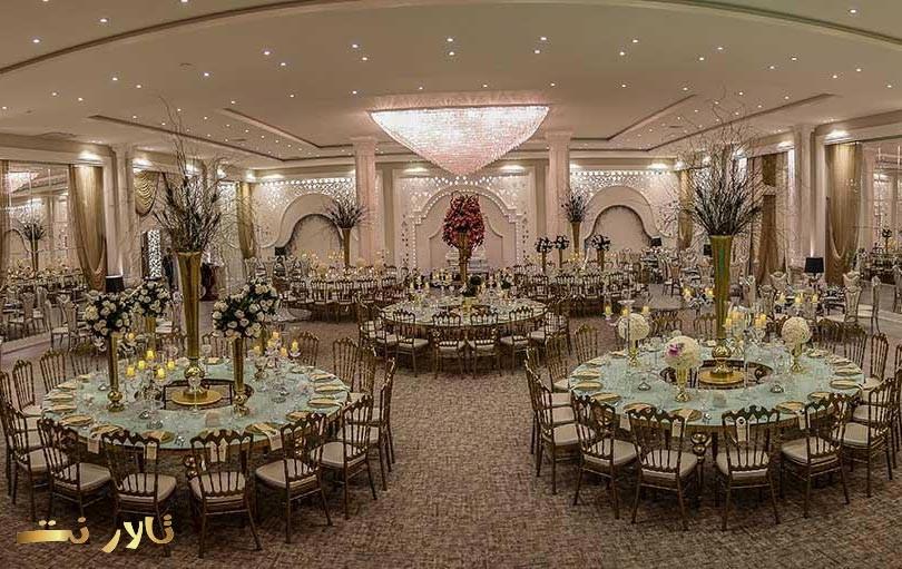 دنبال تالار عروسی یا باغ تالار هستید؟ با برخی نکات کلیدی آشنا شوید