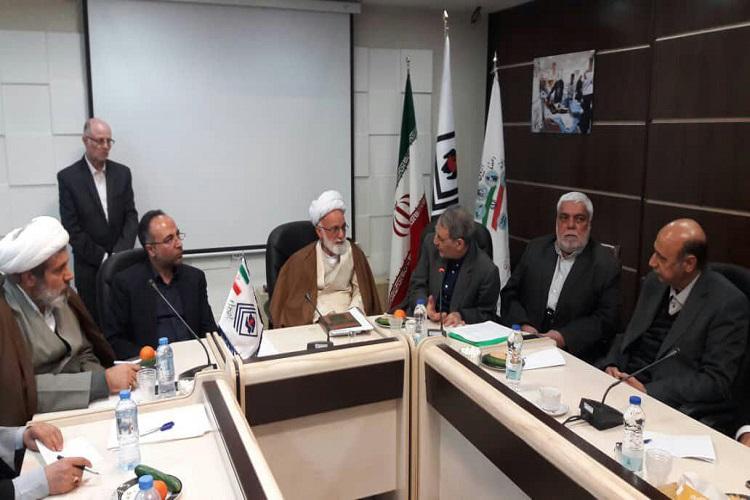 دری نجف آبادی رئیس هیات امنا انجمن خیریه حمایت از بیماران کلیوی ایران شد