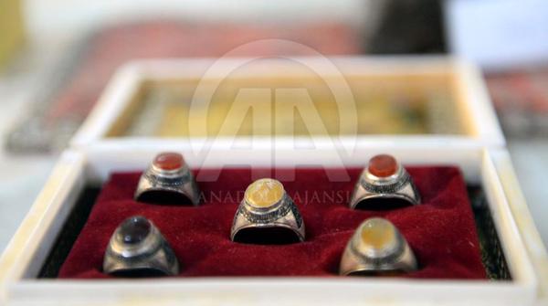 انگشترهای مرحوم هاشمی رفسنجانی (+عکس)