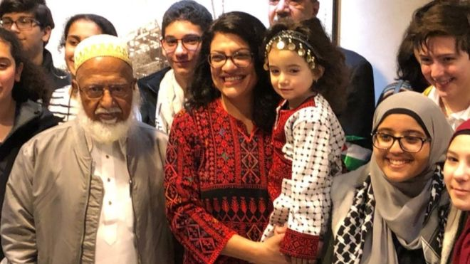 رشیده طلیب، نماینده مسلمان مجلس آمریکا به