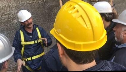 کارشناس اداره آب و فاضلاب تهران بعد از بازدید فاضلاب پلاسکو: منشأ گاز