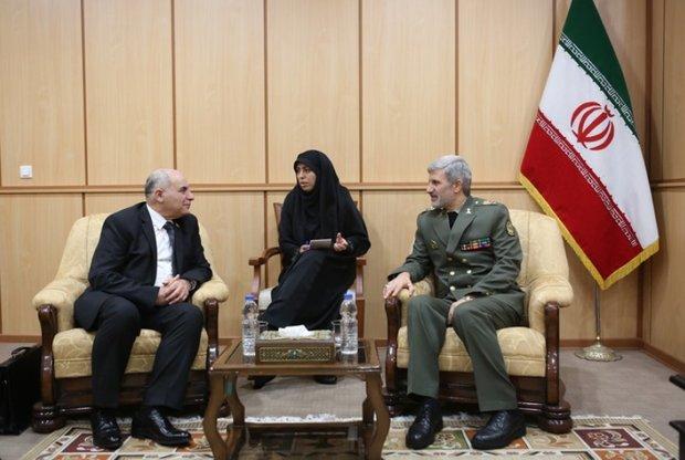 امیر حاتمی: تا پیروزی کامل سوریه را همراهی خواهیم کرد