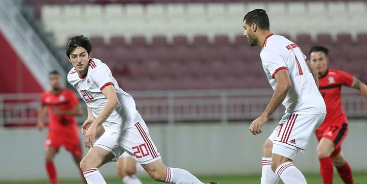 گزارش زنده دیدار تیم ملی ایران و یمن/ ایران 1 ـ 0 یمن