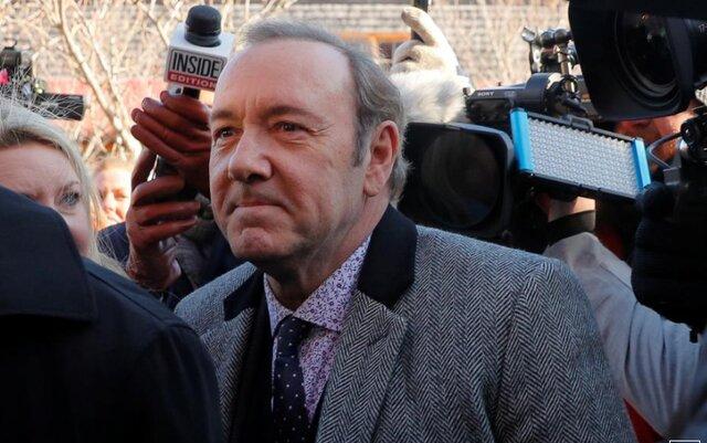 تا ۵ سال زندان در انتظار «کوین اسپیسی» به اتهام آزار جنسی