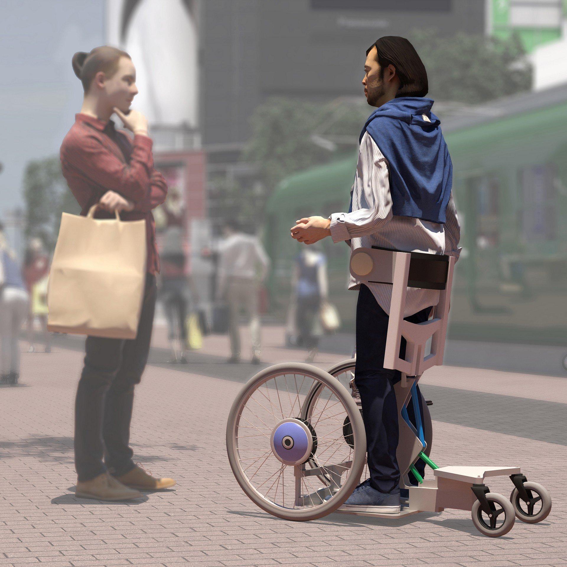 تویوتا صندلیهای چرخدار را متحول میکند