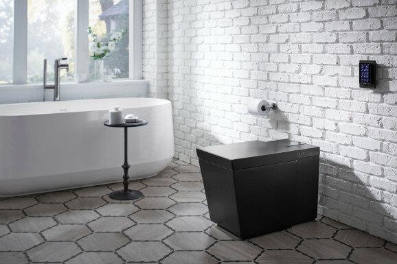 سوالهایتان را از توالت خود بپرسید! (+عکس)