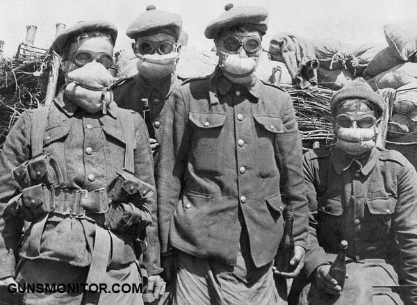 خواندنی هایی درباره جنگ جهانی اول: از ماسک ادرار تا راز سبیل هیتلر!(+تصاویر)