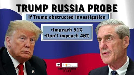 بیش از 100 تماس اعضای تیم ترامپ با روسیه