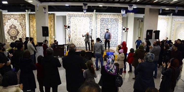 افتتاح چهارمین شعبه آقای فرش در استان البرز