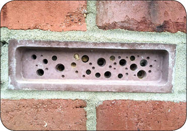 آجر لانه زنبوری (+عکس)