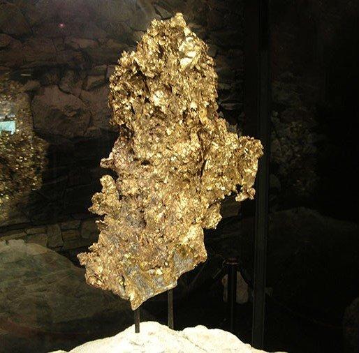 5 قطعه طلای بزرگ جهان که ذوب نشدهاند (+عکس)
