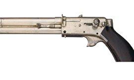 یک اسلحه عجیب و غریب از 1880 میلادی!(+تصاویر)