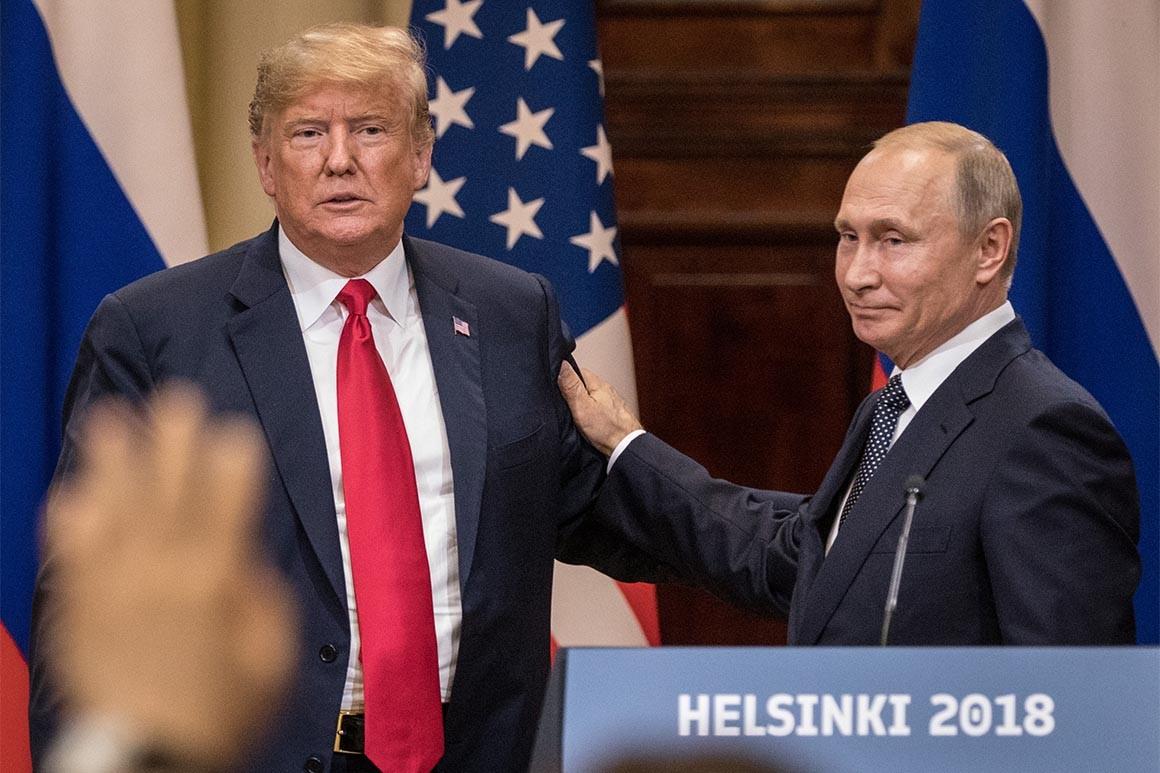 پنهانکاری ترامپ درباره پوتین و روسیه زیر ذرهبین رسانههای آمریکا