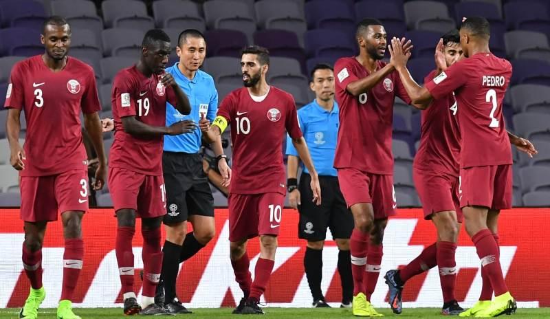 پیروزی ۶ بر صفر قطر مقابل کره شمالی